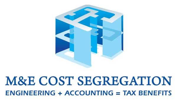 M&e Cost Segregation Logo